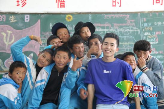 支教日记:藏南孩子的一封信让我泪流满面