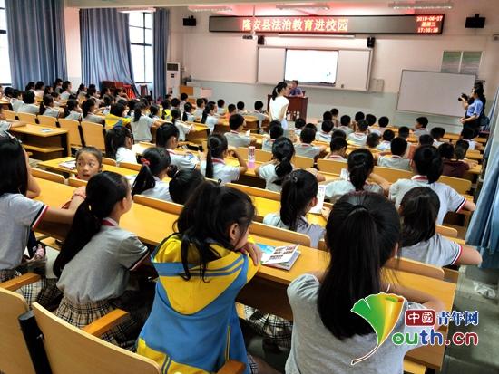 隆安县开展导数v导数以案释法进例题高中简单校园法治图片