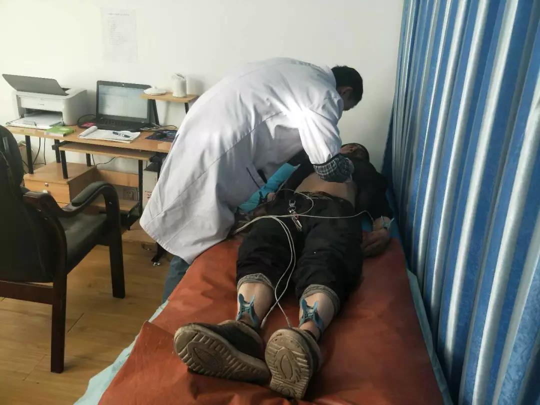 志愿感悟:服务那曲藏医院做点儿有意义的事