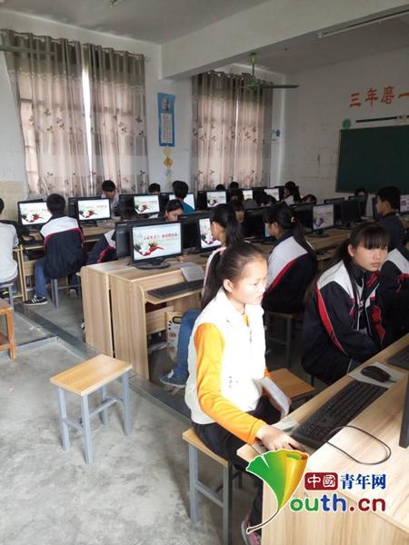 广西大学研究生支教团供图图片