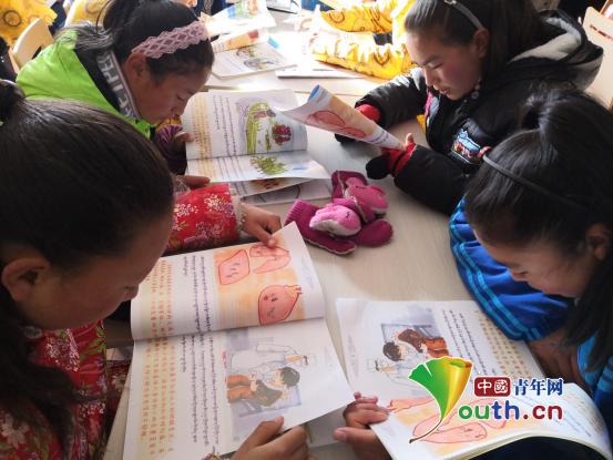 华南师大研支团开展健康课堂助儿童预防传染病