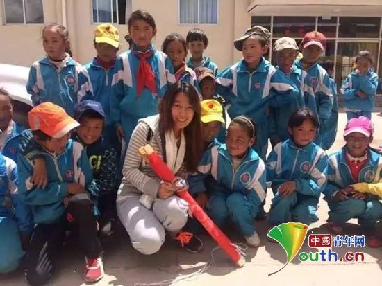 援藏志愿者谷子博:走进林周体验格桑之美