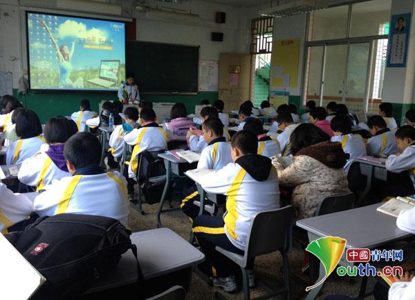 福建农林大十六届支教团成员开展教学实习