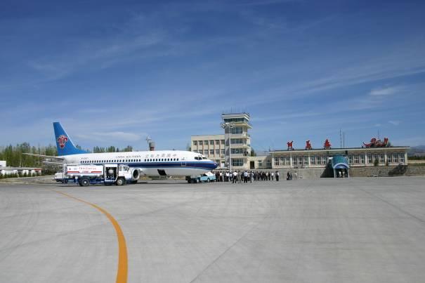 阿勒泰飞机场