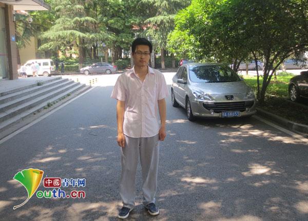 武汉理工大学第十五届研究生支教团个人简介