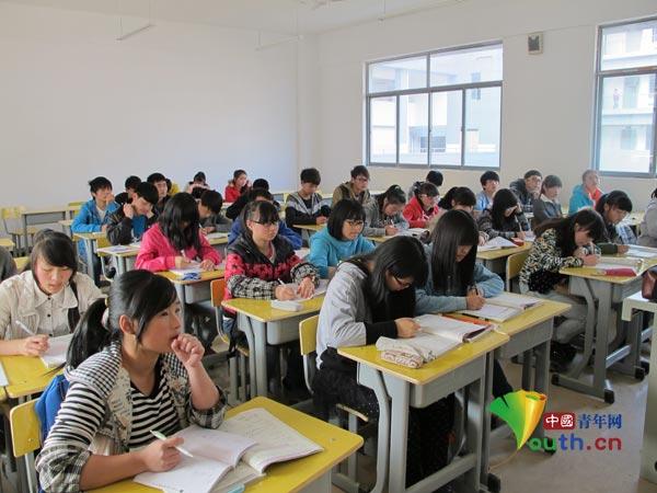 """东南大学研究生支教团成立""""至善班"""""""