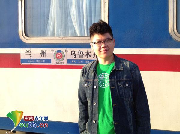天津师范大学第十五届研究生支教团伊吾县高中分队说教师课图片
