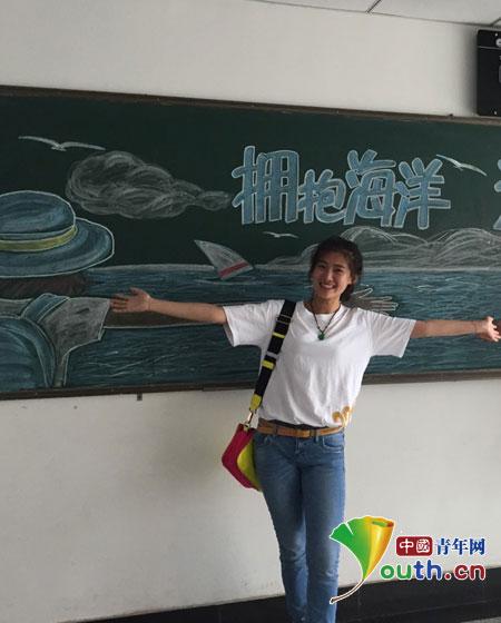 大连海事大学第十七届研究生支教团成员简介