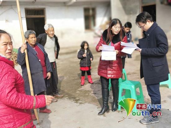 陕西师大研支团:绽放在棠城的最美山茶花