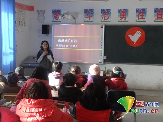志愿者邵书琴:广东姑娘爱上新疆托云牧场